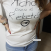 Camisetas en contra del reggaetón