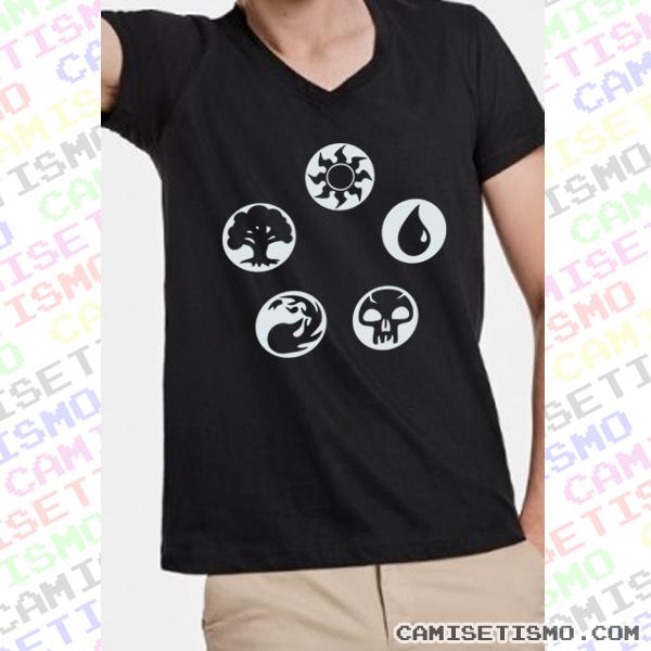 Las Camisetas de Magic the Gathering MTG